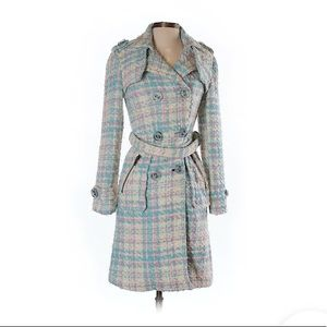 Marc Jacobs Knit Trench Coat
